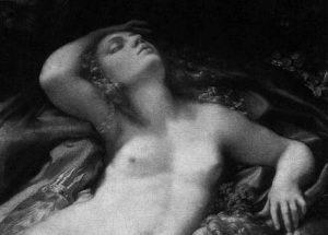 Corregio-Venus-detail